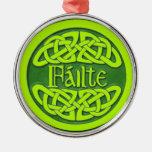 Failte - Cead Míle Fáilte Ornament