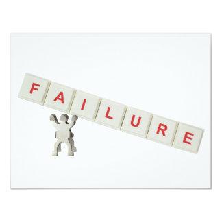 Failure Card