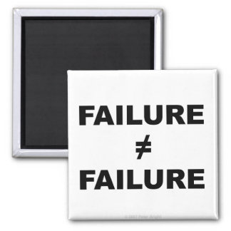 Failure does not equal Failure - Magnet