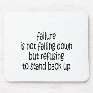 failure mouse pad
