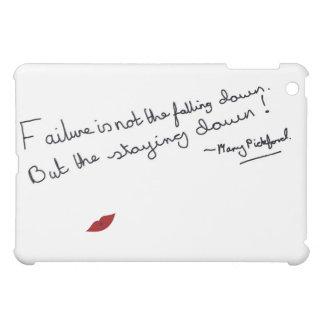 Failure no option. cover for the iPad mini