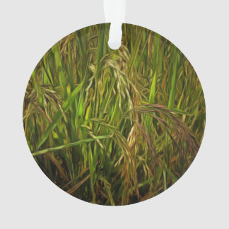 Failure of a crop ornament