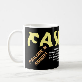 Failure - Quote Mug