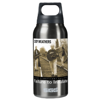 Failure to Insulate Insulated Water Bottle