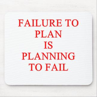FAILure to pln Mouse Pad