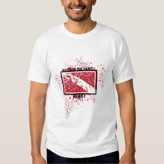 faint-of-heart T-Shirt