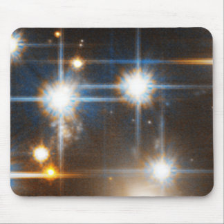 Faint White Dwarf Star in Globular Cluster NGC 639 Mouse Pad