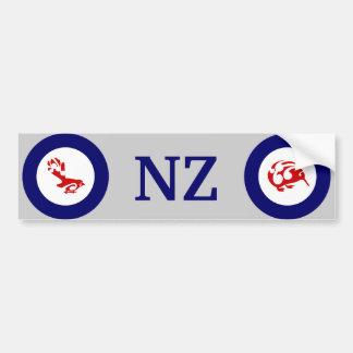 Faintail New Zealand Aotearoa Bird Bumper Sticker