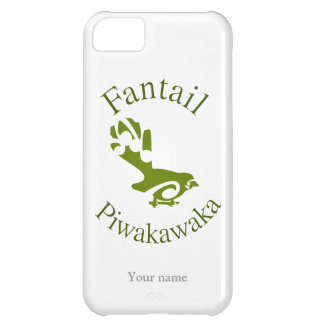 Faintail New Zealand Aotearoa Bird Case For iPhone 5C