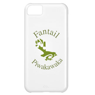 Faintail New Zealand Aotearoa Bird iPhone 5C Case