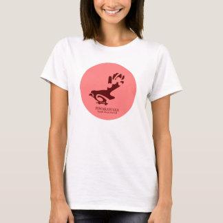 Faintail New Zealand Aotearoa Bird T-Shirt