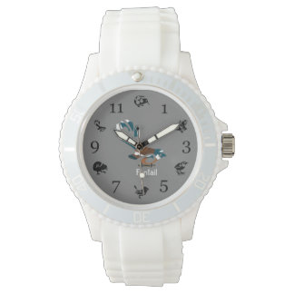 Faintail Piwakawaka Reloj De Mano