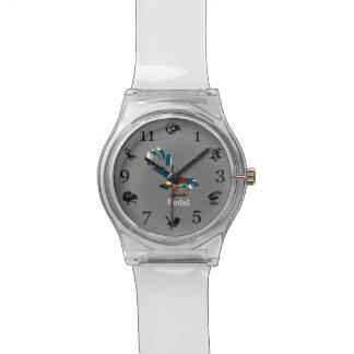 Faintail Piwakawaka Relojes De Mano