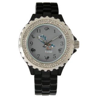 Faintail Piwakawaka Wristwatches
