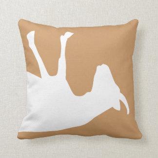 Fainting Goat Pillow