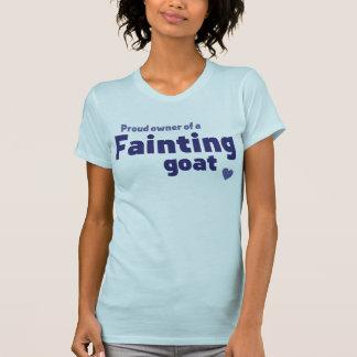Fainting Goat T-Shirts & Shirt Designs | Zazzle