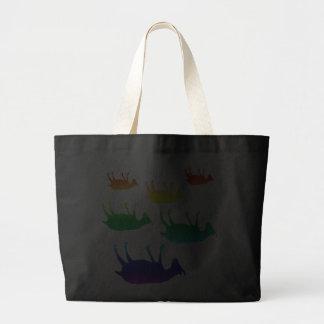 Fainting Goats Canvas Bag