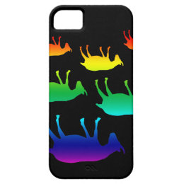 Fainting Goats iPhone SE/5/5s Case