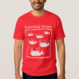 Fainting Goats Tee Shirt
