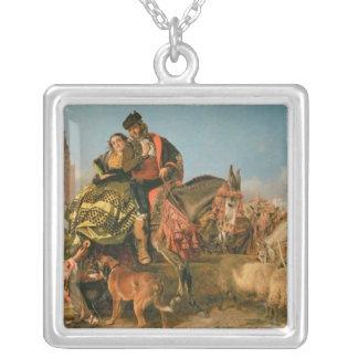 Fair at Seville Square Pendant Necklace