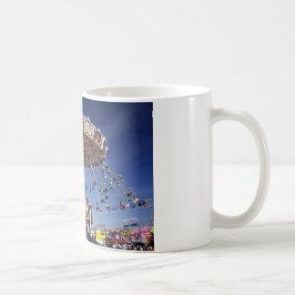 fair carnival ride coffee mug