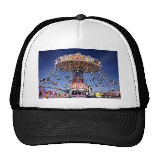 fair carnival ride trucker hat