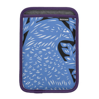 Fair Energized Easy Affectionate iPad Mini Sleeve