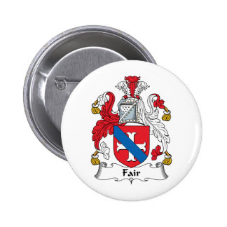 Fair Family Crest Button