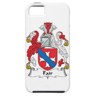 Fair Family Crest iPhone 5 Covers