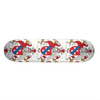 Fair Family Crest Skateboard