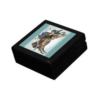 Fair Folk: Sage Jewelry Box