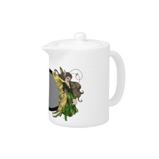 Fair Folk: Thyme Teapot