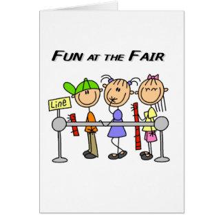 Fair Fun Card