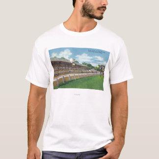 Fair Grounds Race Track View T-Shirt