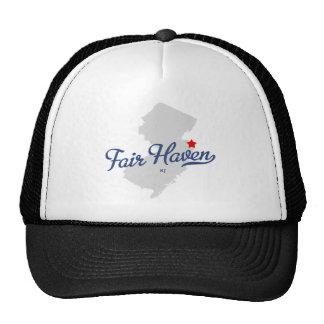Fair Haven New Jersey NJ Shirt Trucker Hat