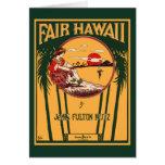 Fair Hawaii Card