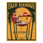 Fair Hawaii Poster