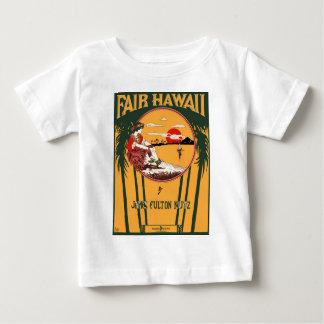 Fair Hawaii Vintage Sheet Music Cover T Shirts