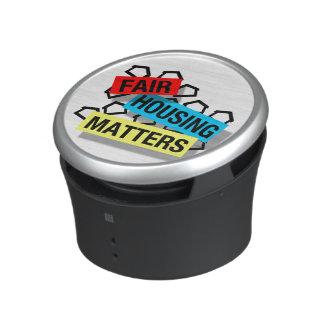 Fair Housing Matters - Bumpster Speaker