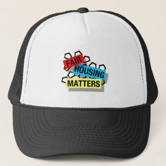Fair Housing Matters - Trucker Hat