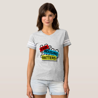 Fair Housing Matters - Women's Football Shirt