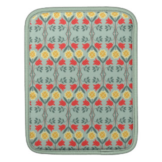 Fair isle fairisle floral pattern sleeve sleeve for iPads