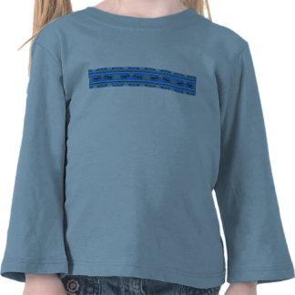 fair_isle_moose for KIDS!!!! Tee Shirts