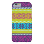 Fair Isle Stripe in Metro Barely There iPhone 6 Case