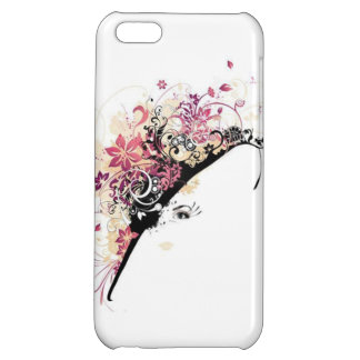 Fair Lady Bridal Shower Party iPhone Cover Case