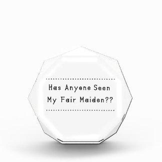 Fair Maiden Award