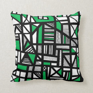 Fair-Minded Gentle Tidy Enthusiastic Throw Pillow