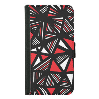 Fair-Minded Genuine Famous Quick-Witted Samsung Galaxy S5 Wallet Case