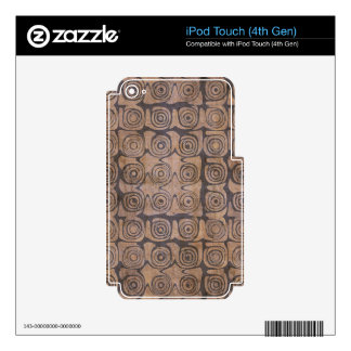 Fair-Minded Good Adventurous Transformative Skins For iPod Touch 4G