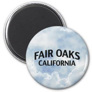Fair Oaks California Magnet